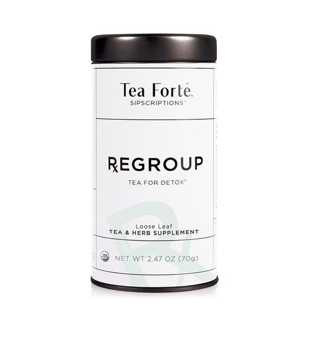 Tea Forté Regroup Tea for Detox
