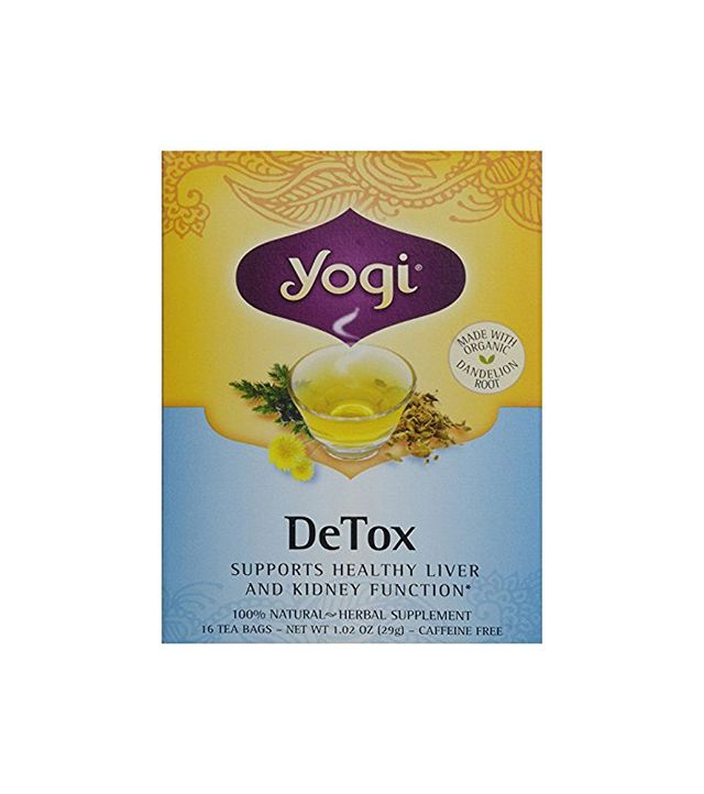 Yogi Detox Herbal Tea