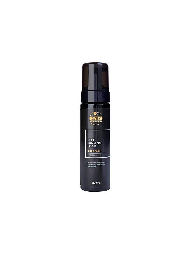 Le Tan Ultra Dark Self Tanning Foam
