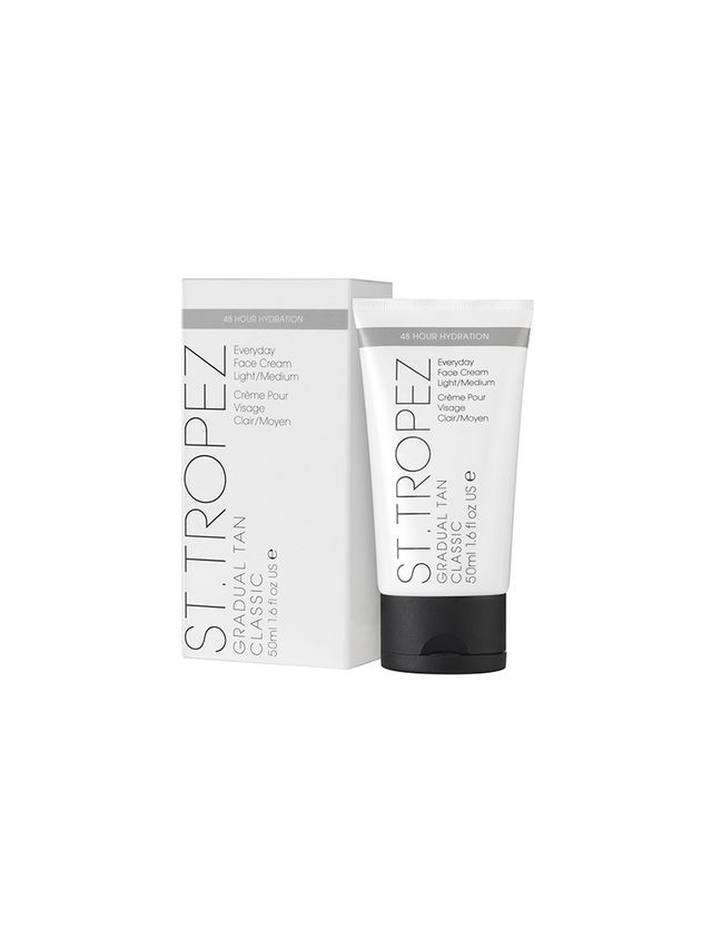 St.Tropez Gradual Tan Face Light to Medium