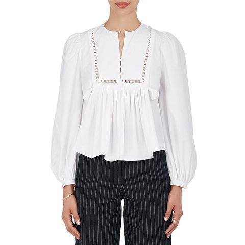 Everly Cotton Blouse