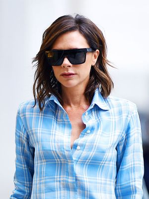 This Is Victoria Beckham's Answer to Jeans and a T-Shirt