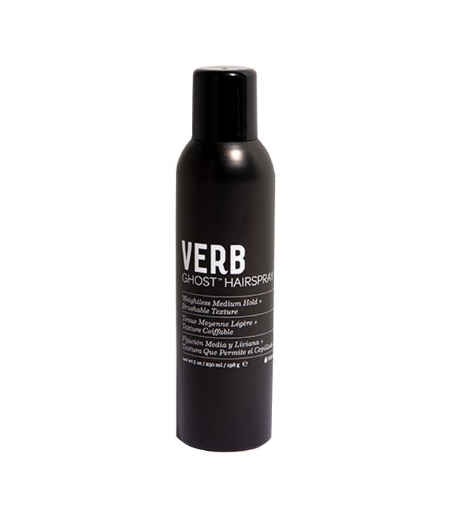 Verb Ghost Hairspray -best hair spray
