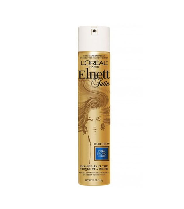 L'oreal Paris Elnette Strong Hold Hair Spray - best hair spray