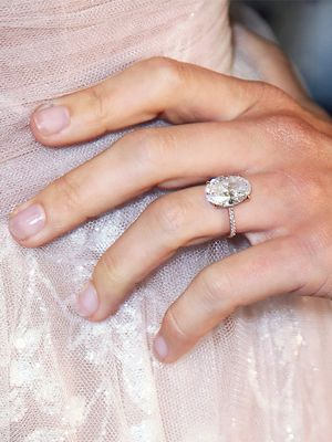 The Average Price of a Celebrity Engagement Ring in 2017 Is Jaw-Dropping
