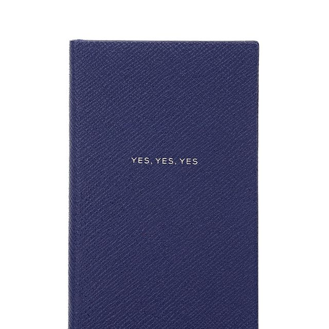 """Yes, Yes, Yes"" Panama Notebook"