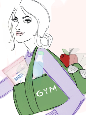 How to Wear Makeup to the Gym (Without Ruining Your Skin)