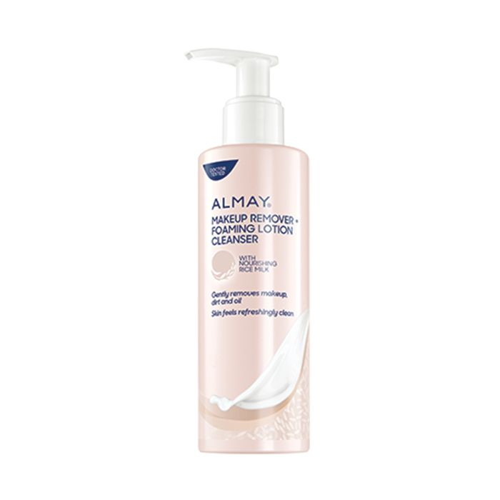 Makeup Remover + Foaming Lotion Cleanser by Almay