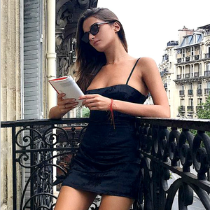 The LBD Models and French Girls Are Obsessed With