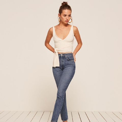 Skinny French Jeans