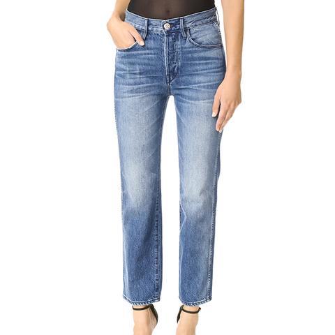 Shelter Austin Crop Jeans