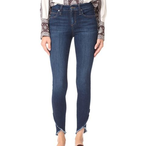 Icon Ankle Jeans