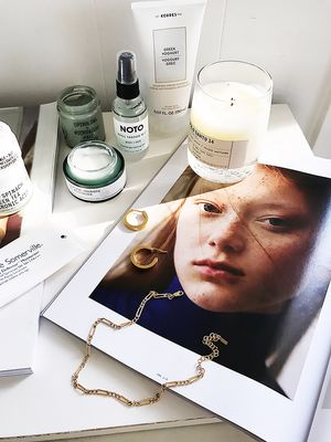 All the Skincare Products an L.A. Fashion Blogger Uses on the Daily