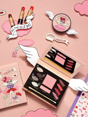 Inevitable: This Designer Makeup Collaboration Is Going Home With You