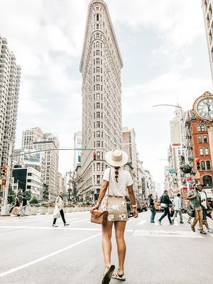 A Foolproof Outfit for a Day in NYC
