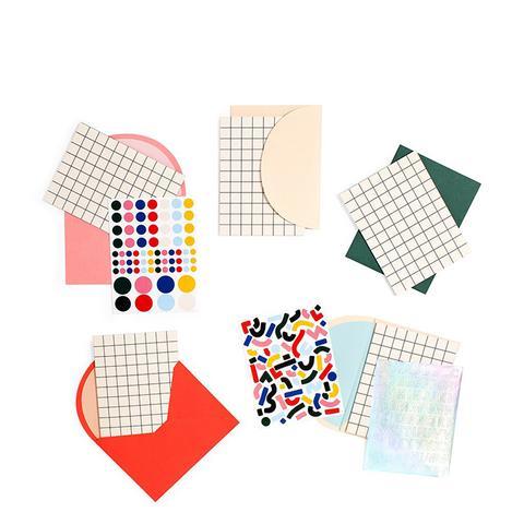 Self-Expression Card Kit