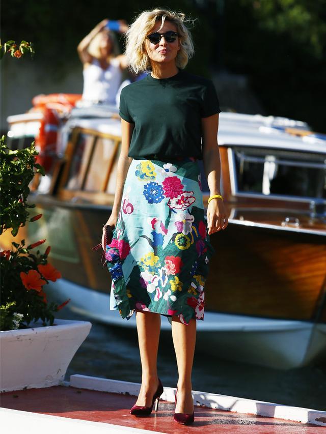 Venice Film Festival 2017: Jasmine Trinca