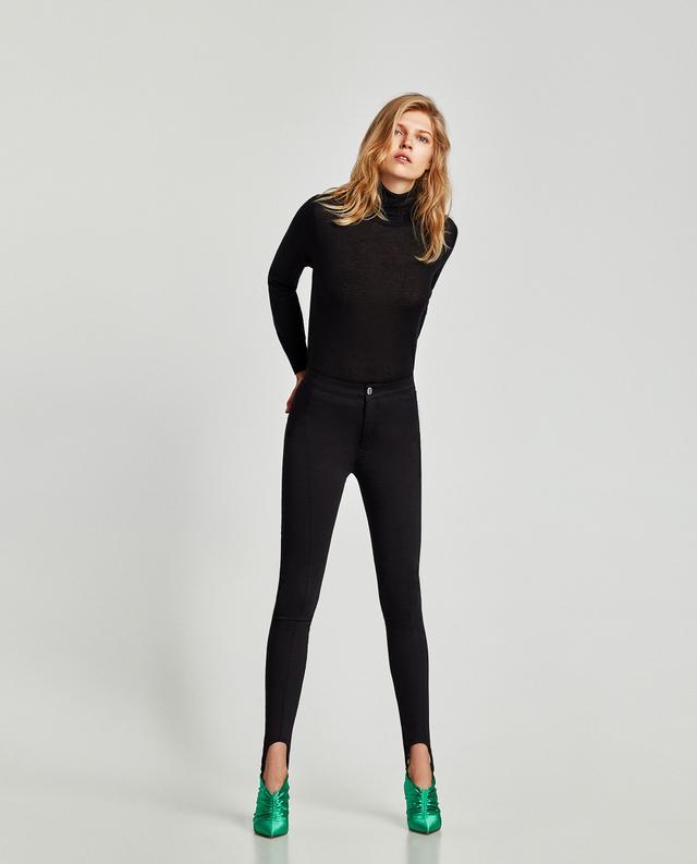Zara Fuseau Leggings