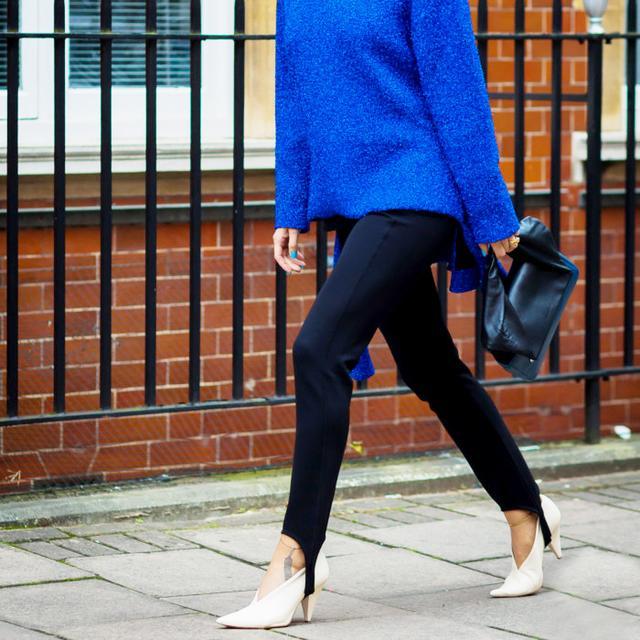3 Reasons Zara's French-Girl Leggings Are a Work of Genius