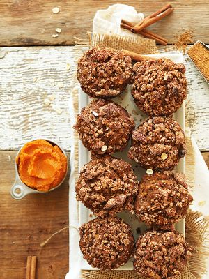 The Pumpkin Spice Cupcakes We're Making on Repeat