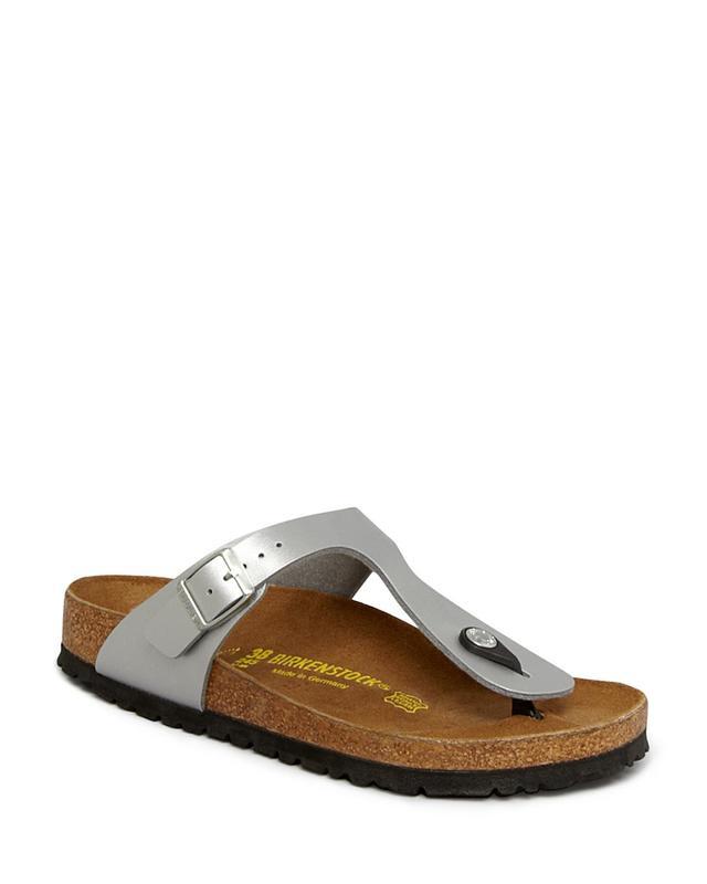Flat Thong Sandals - Gizeh