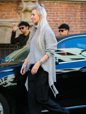 The 20 Coziest Oversize Sweaters for Fall