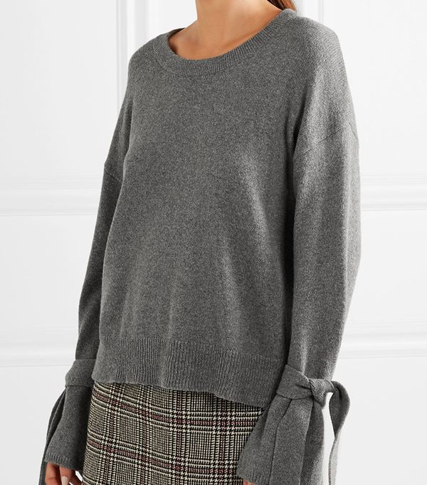 Cotton-blend Sweater