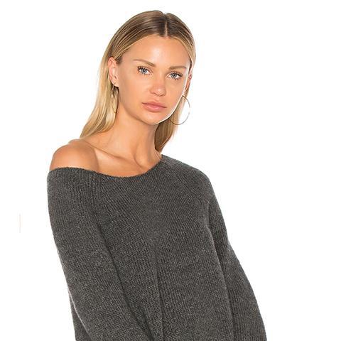 Casper Sweater in Gray