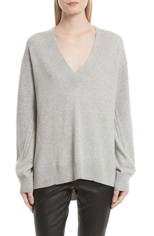 Women's Rag & Bone Ace Cashmere Sweater