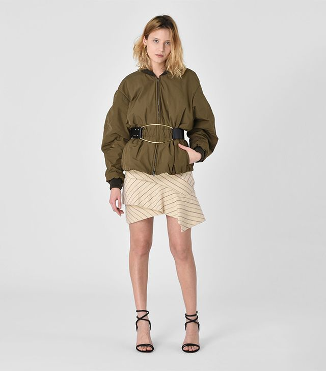 French girl fall wardrobe