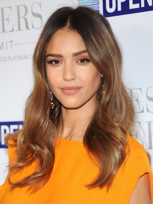 We Definitely Recommend Trying Jessica Alba's Favorite Nude Nail Polish