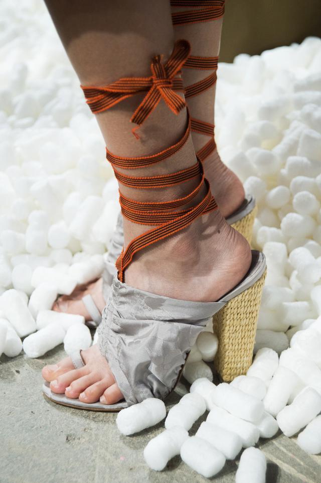 Spring Shoe Trends 2017