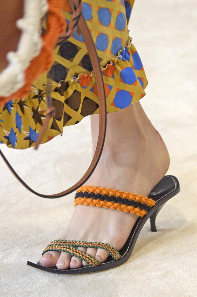 Spring Shoe Trends 2017 Kitten Heels