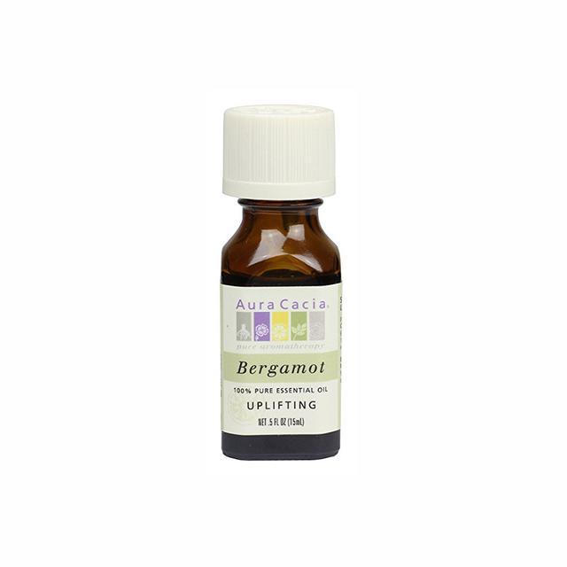 Aura Cacia Bergamot Essential Oil