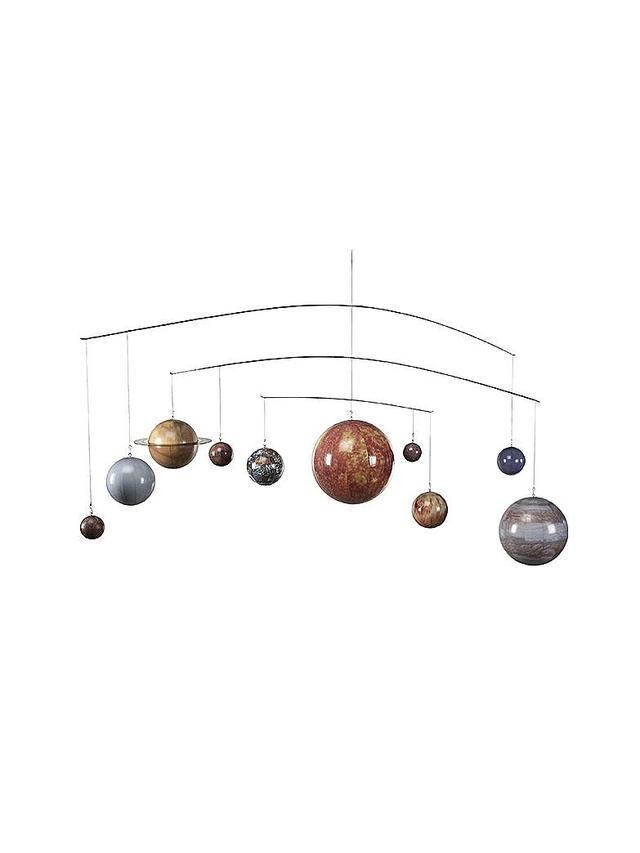 Authentic Models Model Solar System Mobile