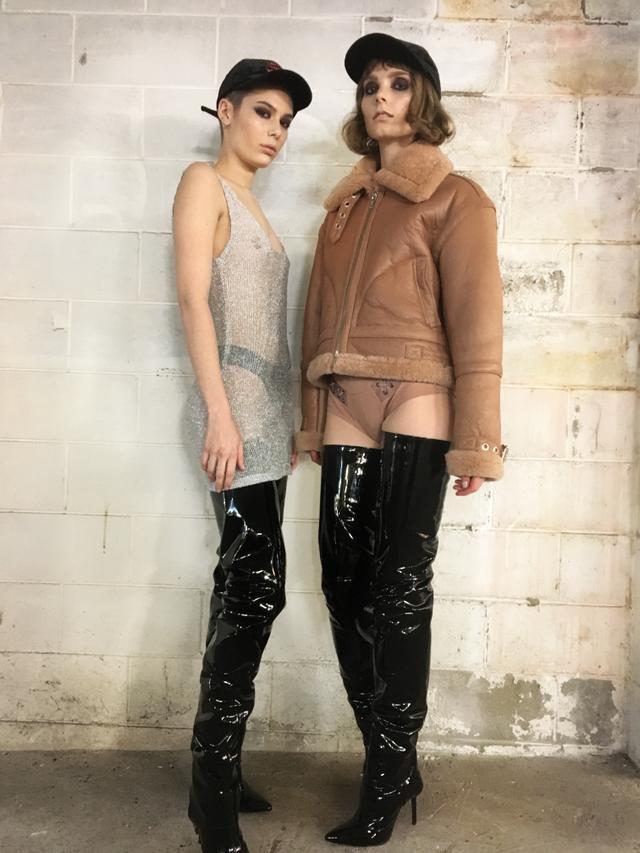 New Zealand Fashion Week 2017 Stolen Girlfriends Club