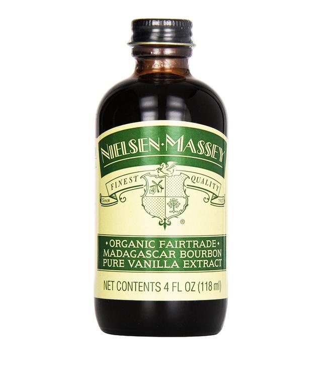 Small wellness tweaks: Nielsen-Massey Pure Vanilla Extract