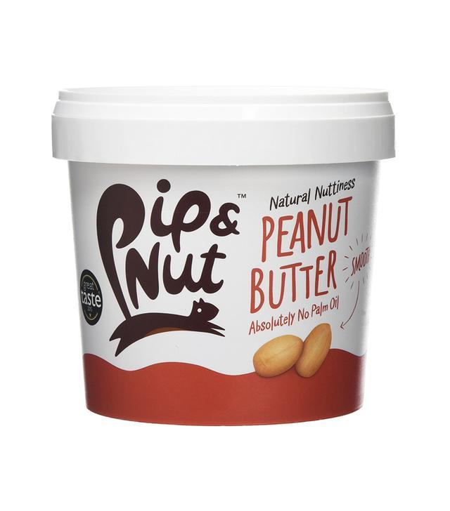 Small wellness tweaks: Pip & Nut Natural Nuttiness Peanut Butter