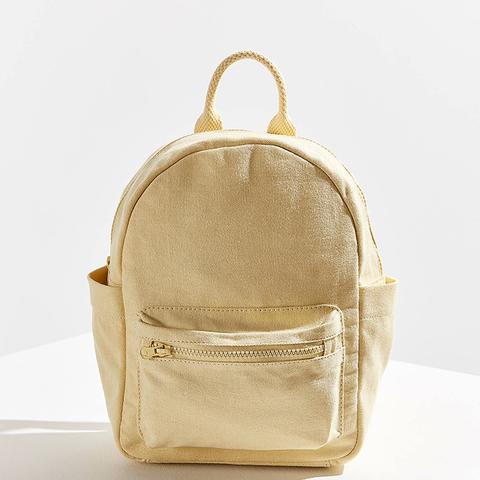 Mini Classic Canvas Backpack