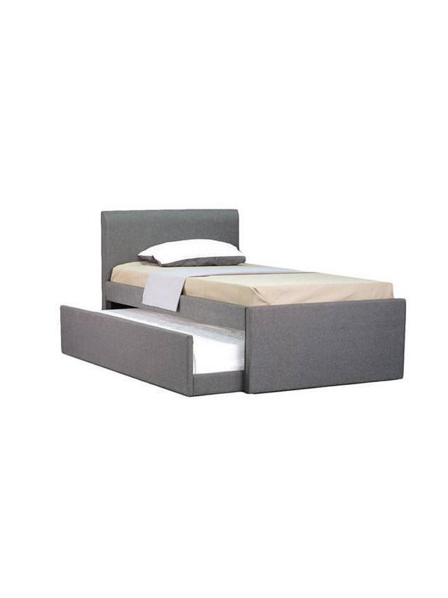 Rawson & Co King Single Grey Selina Trundle Bed