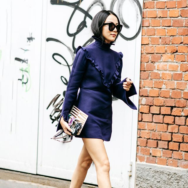 The Statement Top Fashion Girls Will Wear to Work This Season