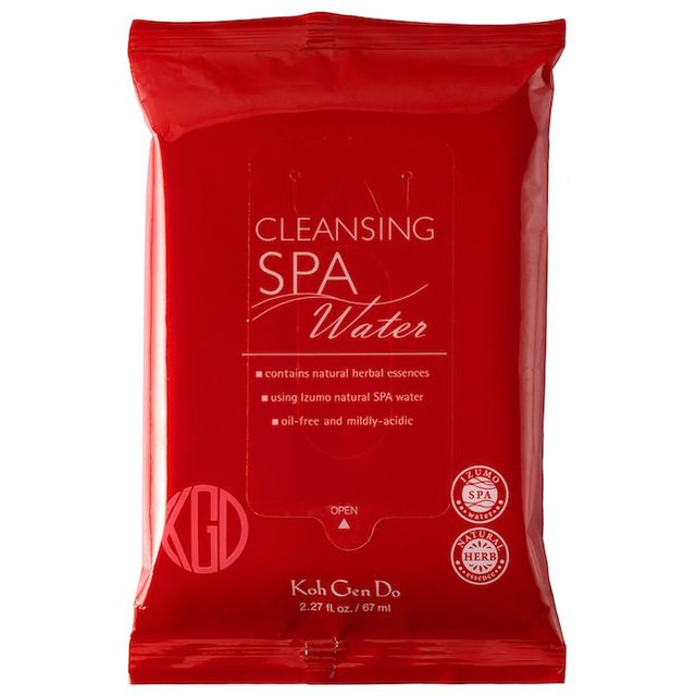 Cleansing Water Cloths -