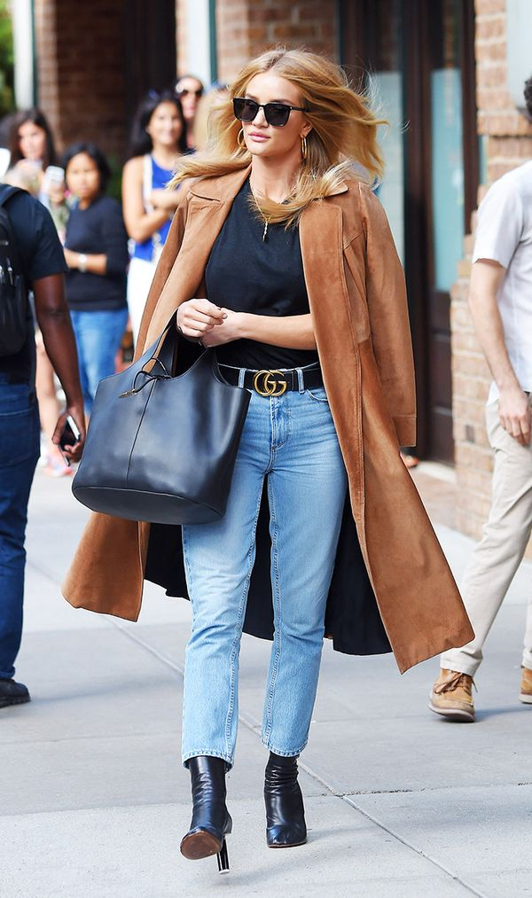 gucci belt how to wear it whowhatwear uk