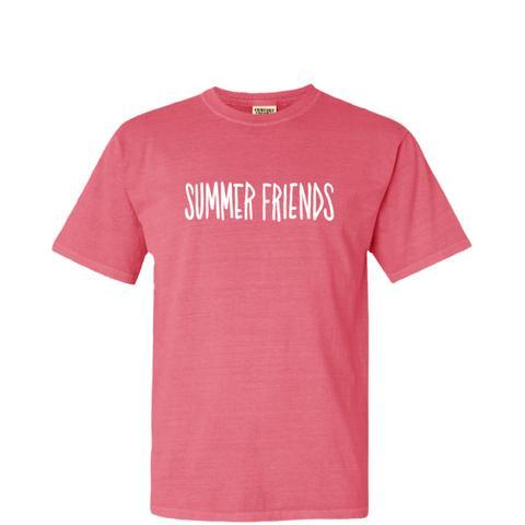 Summer Friends Tee