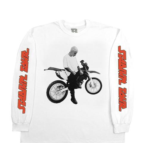 Stadium Tour Dirt Bike Long Sleeve T-Shirt