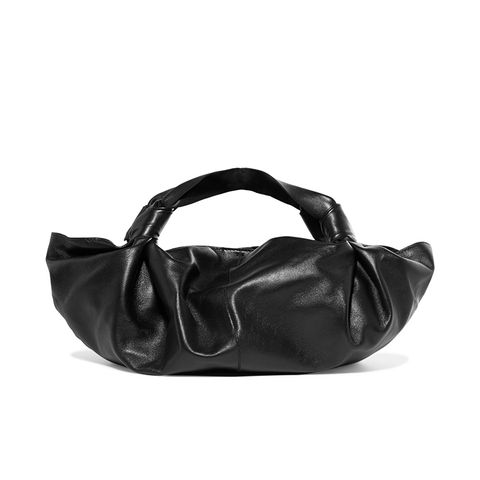 Ascot Small Leather Tote