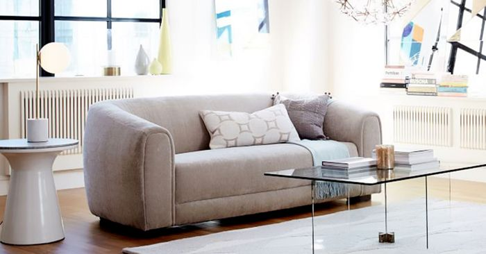 15 affordable couches under 900 mydomaine for Sectional sofas under 700 dollars