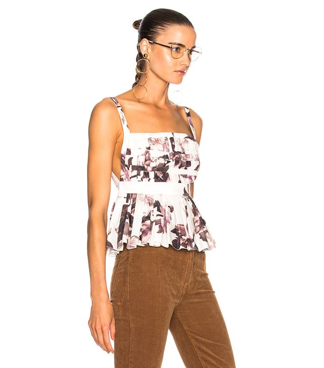 Brock Collection Tabby Top