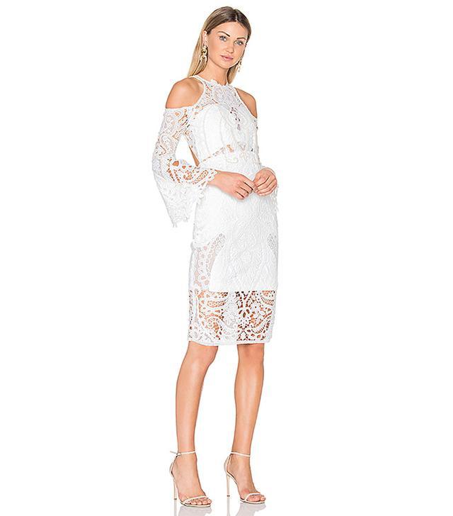 Steel Magnolia Dress in White. - size 8/S (also in 12/L)
