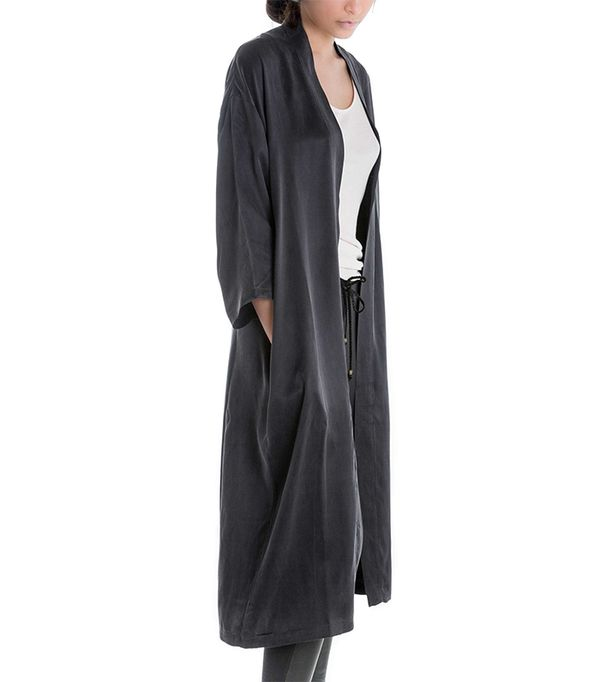 Women's Ragdoll Silk Kimono